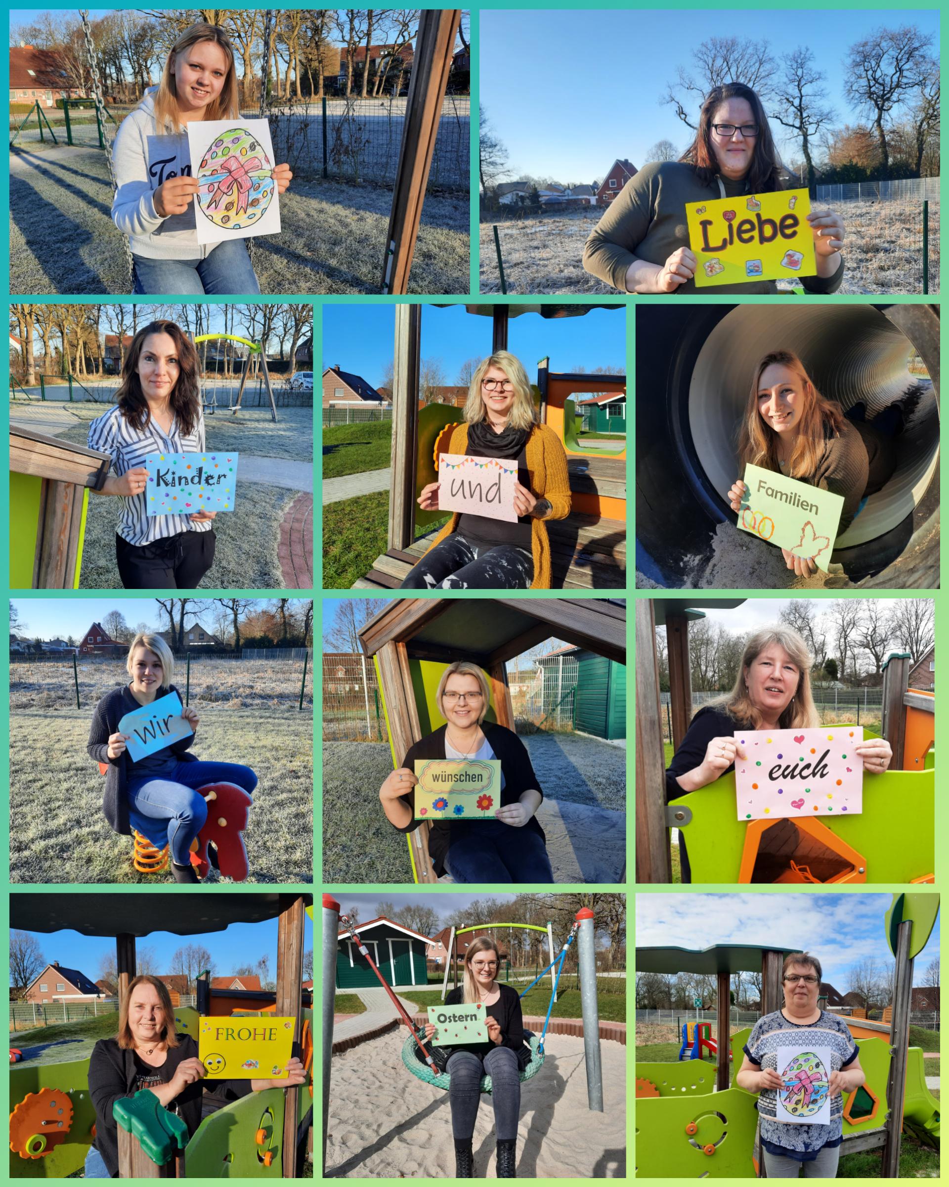 Das Team der Kinderkrippe Zwergenland wünscht allen Kindern und Familien FROHE OSTERN!                                            […]